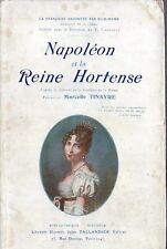 C1 Castanie NAPOLEON et LA REINE HORTENSE Journal Lectrice Reine LOUISE COCHELET