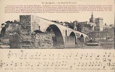 PC51026 Avignon. Le Poni St. Benezet. No 32