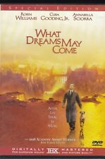 What Dreams May Come (Dvd, 1999, Widescreen) Robin Williams