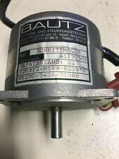 Bautz Hy200 3424 310a8 Nema 34 Extremely High Torque Hybrid Stepper Motor Cnc