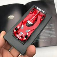 New 1/64 Spark Nissan Nismo 24H Le Mans LM 2015 #22 diecast car model Red Y098