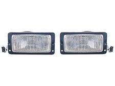 1986-92 Saab 9000 3D / 1989-94 9000 4D Replacement Fog Light Set Left + Right