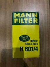 Mannfilter H601/4 Ölfilter