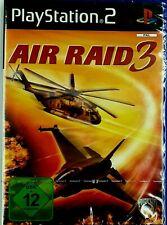 """Air RAID 3 PER PLAYSTATION 2 """"RARO & difficili da trovare"""""""