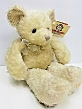 "FIRST & MAIN CLASSIC PLUSH BEAR LTD EDITION ""EDITH"" 2ND IN CENTENNIAL SERIES-NWT"