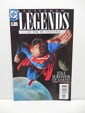 Legends Of The DC Universe Comic Book #39 Superman Stand-Alone Story