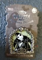 2018 DISNEYLAND MICKEY'S HALLOWEEN PARTY AP JACK SKELLINGTON LE PIN