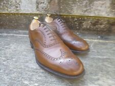 CHURCH BROGUES – BROWN / TAN – UK 12 - CHETWYND – SUPERB CONDITION