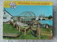 FACTORY SEALED COMPLETE  Picture Puzzle TUCO Guldborg Denmark fun at home NIB