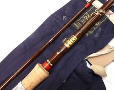 superb Hardy Richard Walker Avon 10' fibre glass rod, little used with bag