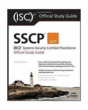 SSCP (ISC)2 Systems Security Certified Practitioner Official St... Free Shipping