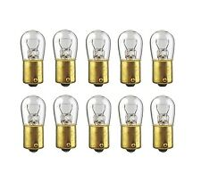 10x 1003 Bright Camper Trailer Light Bulb 12v BA15s Mini Interior Lamp Camper US