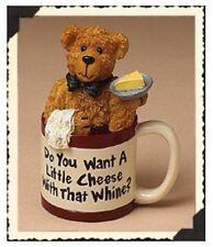"Mk Nib Boyds Bears Razz Bearies ""Blah Blah Blah"" Style #24404"