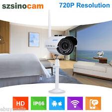1080P 720P FUNK WLAN WIFI IP NETZWERK CAMERA AUßEN ÜBERWACHUNGSKAMERA ONVIF DE