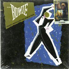 DAVID BOWIE - SERIOUS MOONLIGHT 1983 WORLD TOUR - 10 CD BOX-SET N°31/400