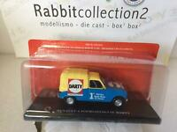 """DIE CAST """" RENAULT 4 FOURGONNETTE DARTY """" RENAULT 4L SCALA 1/43"""