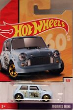 Hotwheels USA Target exclusive mini cooper S, Mint carded.