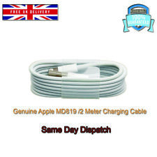 Apple 100% Genuine iPhone 8 & 8 Plus 2 Meter Lightning Cable MD819