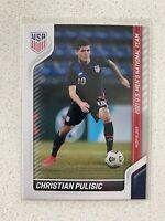 Christian Pulisic 2021 Panini US National Team Set #11 USA USMNT Soccer