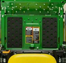 John Deere Floor Mat Kit Z500 Em Model Buc10107 Floor Mat Kit For Z500e Z535m