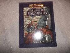 Kingdoms of Kalamar Coin's End D&D D20
