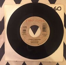 Foreigner - A Night To Remember / Say You Will - Atlantic - Jukebox 45 Records