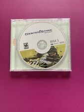 Counter-Strike: Source PC 1 DISC CD 2005 Valve Steam Half Life