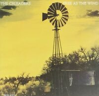 NEW CD Album - The Crusaders - FREE AS THE WIND (Mini LP Style Card Case)
