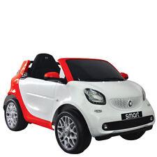 Auto Elettrica per Bambini 12V Smart For Two Cabrio Passion macchina elettriche