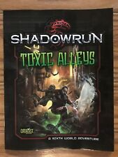 Shadowrun RPG: Toxic Alleys
