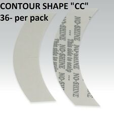 No Shine Lace Support Tape shape CC  36 pieces 1 pack Full head bond By Walker