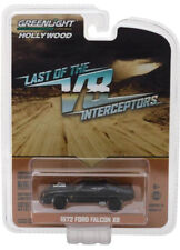 Mad Max Ford Falcon XB Last of the V8 Interceptors Greenlight Hollywood 1:64