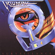 Triumph - Surveillance [New CD] Rmst
