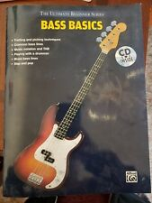 The Ultimate Beginner Series Bass Basics, Including Cd
