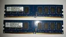 4GB KIT MEMORY for Lenovo ThinkCentre M57/M57p 6072, 6073, 6074, 6075