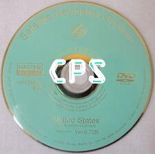 06-12 Acura Honda Satellite Navigation System CD Disc BM526AO Ver. 6.72C