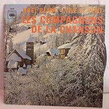 COMPAGNONS DE LA CHANSON Noel blanc 4616
