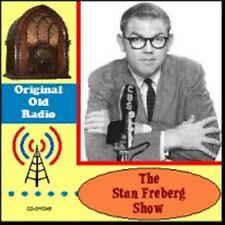 * THE STAN FREBERG SHOW CBS (OTR) OLD TIME RADIO SHOWS * 15 EPISODES on MP3 CD *