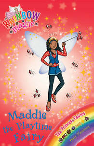 Maddie the Playtime Fairy by Daisy Meadows