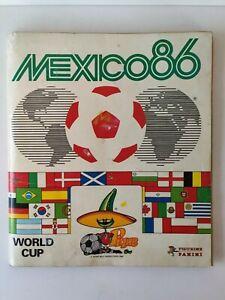 Album figurine Panini -  Mexico 86 - World Cup - COMPLETO