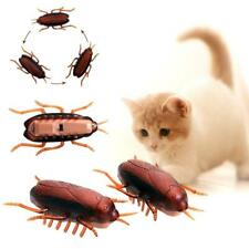 Cat Dog Interactive Electronic Cockroach Intelligence Activity Training Toy O9F6