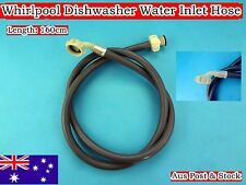 Whirlpool Dishwasher Spare Parts Water Inlet Hose Replacement Length:160cm (A72)