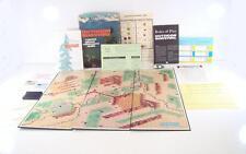 1972  OUTDOOR SURVIVAL GAME AVALON HILL BOOKCASE # 895 ADVENTURE WILDERNESS
