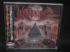 WARBRINGER Woe To The Vanquished + 2 JAPAN CD Bonded By Blood Holy Grail Zombie