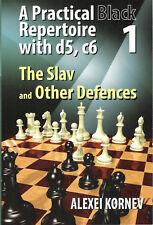 Schach Kornev - A Practical Black Repertoire with d5, c6 - Vol 1 - NEU