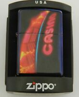 ZIPPO 20613 Luck Be A CASINO ACCENDINO originale LIGHTER Limited Edition Z39