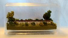 Z Scale Display Cube - Fully Scenic- For Any Loco Or Car- Vzw-Z02A1