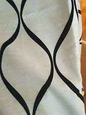 John Lewis Faux Silk Lined Curtains 64 In W X 90d