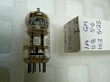 ECC801S Z&I 3 Mica New Old Stock Tube Valve 1PC M17D