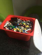 LEGO technik konvolut Sammlung 5kg inkl. Platikbox und Deckel